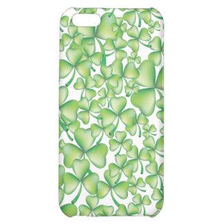 Shamrock iPhone Case iPhone 5C Cases