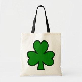 Shamrock, Ireland Tote Bag