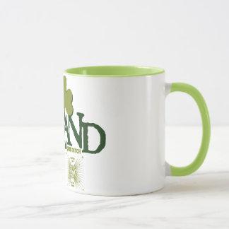 Shamrock Ireland QUIDDITCH™ Mug