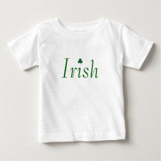 shamrock, Irish Baby T-Shirt