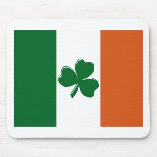 Shamrock Irish Flag Design from U.S. Custom Ink Mouse Pad