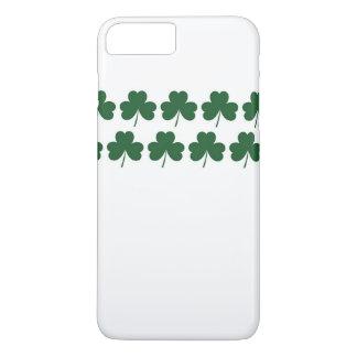 Shamrock Lines iPhone 7 Plus Case