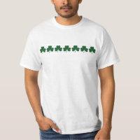 Shamrock Lines T-Shirt