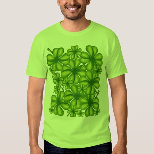 Shamrock Luau T-Shirt