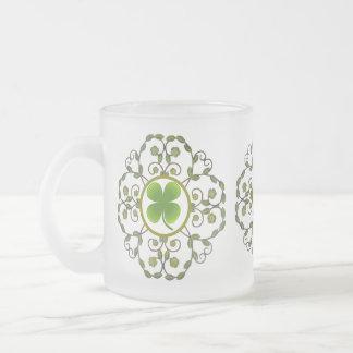 Shamrock Lucky Mug