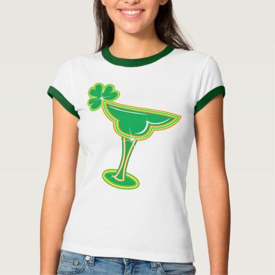 Shamrock Margarita T-Shirt