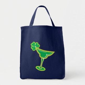 Shamrock Margarita Tote Bag