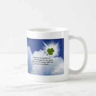 Shamrock Memorial Coffee Mug