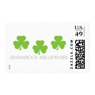 shamrock millionaire stamps