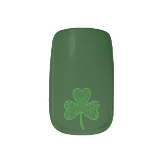 Shamrock Minx ® Nail Wraps
