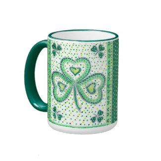 Shamrock Mug mug