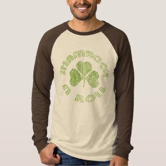 Shamrock N Roll T-Shirt