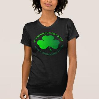 shamrock navy t-shirt
