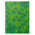 Shamrock Notebook
