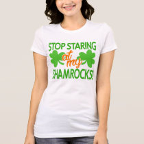 Shamrock Oglers St Patrick's Day T-Shirt