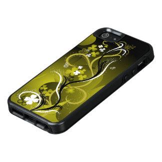 Shamrock OtterBox iPhone SE Case
