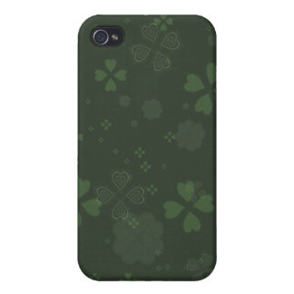 Shamrock Paper Covers For iPhone 4