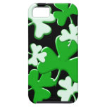 Shamrock Pattern Irish Design iPhone 5 Covers