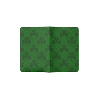 Shamrock Pocket Moleskine Notebook
