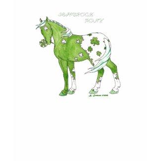 Shamrock Pony shirt