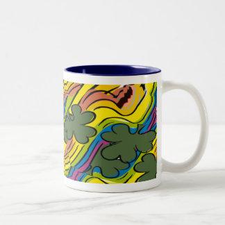 Shamrock Rainbow Mug