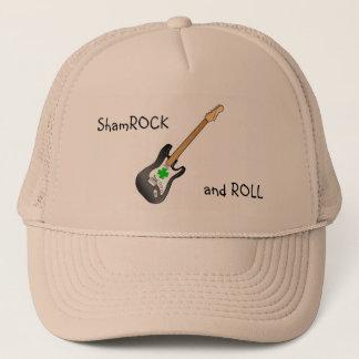 ShamROCK & Roll Hat