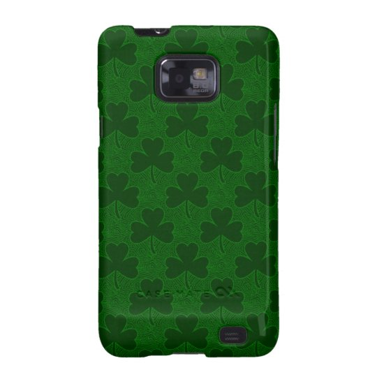 Shamrock Samsung Galaxy S Case