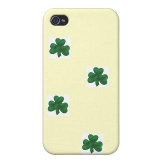 Shamrock, Shamrock, Shamrock, Shamrock iPhone 4/4S Covers