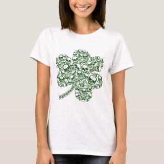 Shamrock Skulls T-Shirt