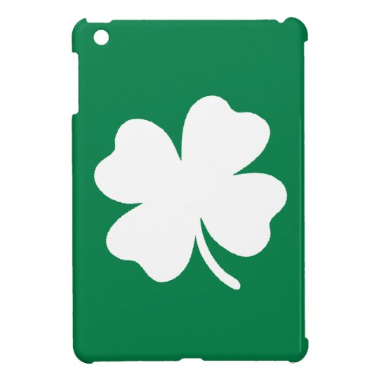Shamrock  St Patricks Day Ireland iPad Mini Case