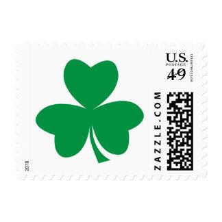 Shamrock Stamp