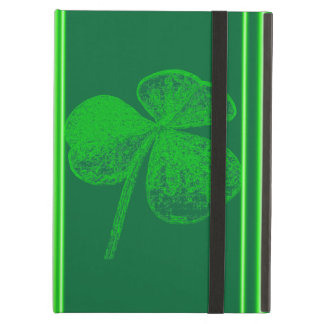 Shamrock Stamp by Kenneth Yoncich Case For iPad Air
