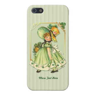 Shamrock Stroll Cover For iPhone SE/5/5s
