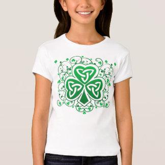 Shamrock Swirl Shirt