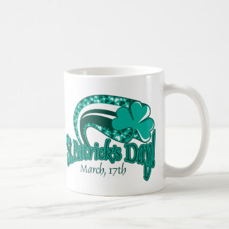Shamrock Swoop Mug
