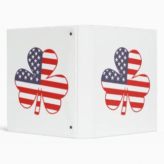 Shamrock USA 3 Ring Binders