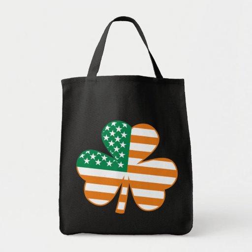 Shamrock USA Canvas Bags