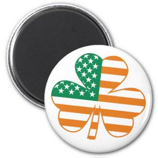 Shamrock USA Magnet