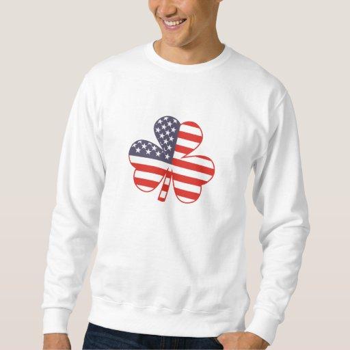 Shamrock USA Pullover Sweatshirts