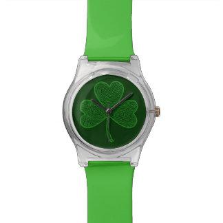 Shamrock Wrist Watches