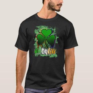 Shamrocked - Black T-Shirt