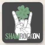 ShamRockOn Coaster
