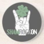 ShamRockOn Coasters