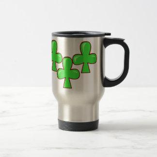Shamrocks A Plenty Mug