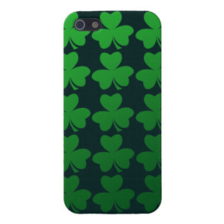 Shamrocks Art Case For iPhone SE/5/5s