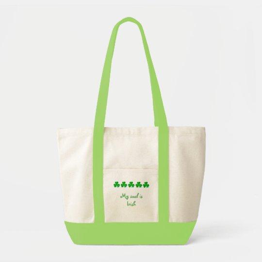 Shamrocks Bag
