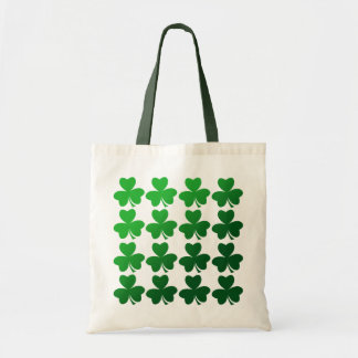 Shamrocks Bags