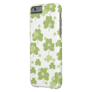 Shamrocks Barely There iPhone 6 Case