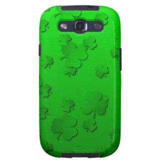 Shamrocks Galaxy S3 Cover
