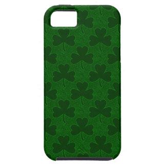 Shamrocks iPhone 5 Cases